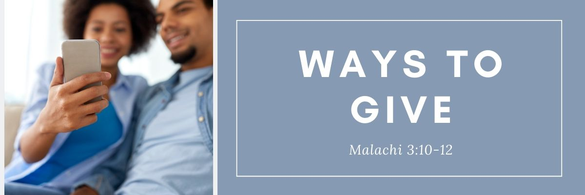Ways to Give (1)