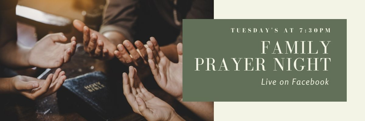 Family prayer night
